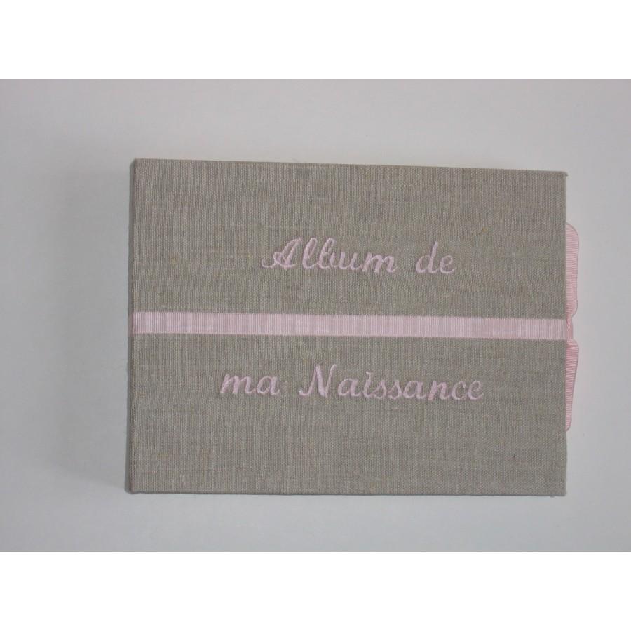 album-photo-personnalise-ruban