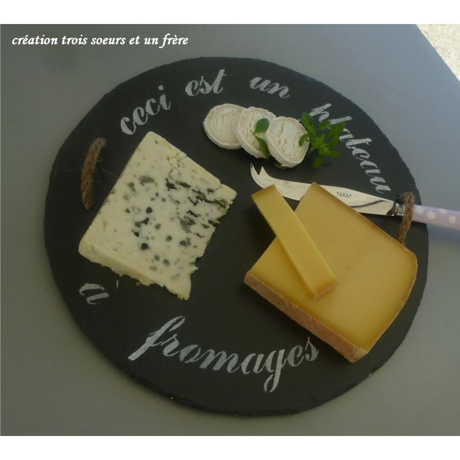 plateau-fromage-ardoise-personnalise-cadeau-personnalise