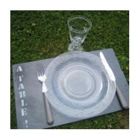 Set de table personnalisé -...