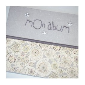 album-photo-tissu personnalisable