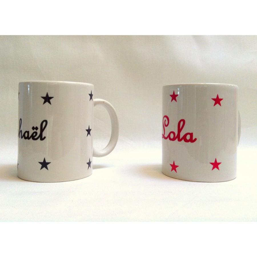 mug-etoile-personnalise-prenom