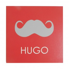 Tableau-moustache-personnalise-prenom