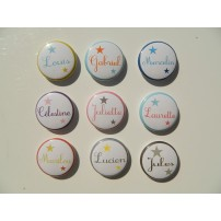 MAGNETS/BADGES 37MM...
