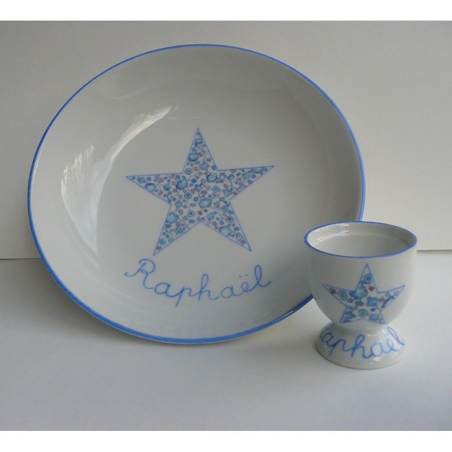 Duo-porcelaine-etoile-liberty-personnalise