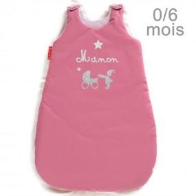 gigoteuse-bebe-personnalisee-rose-prenom