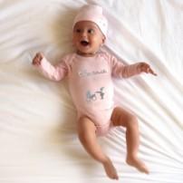 bonnet-body- bebe-personnalise-rose