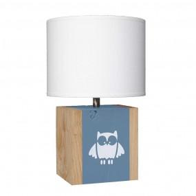 lampe-a-poser-chene-enfant-hibou-gris-bleu