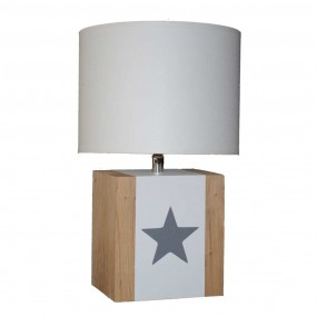 lampe-a-poser-chene-enfant-etoile-taupe