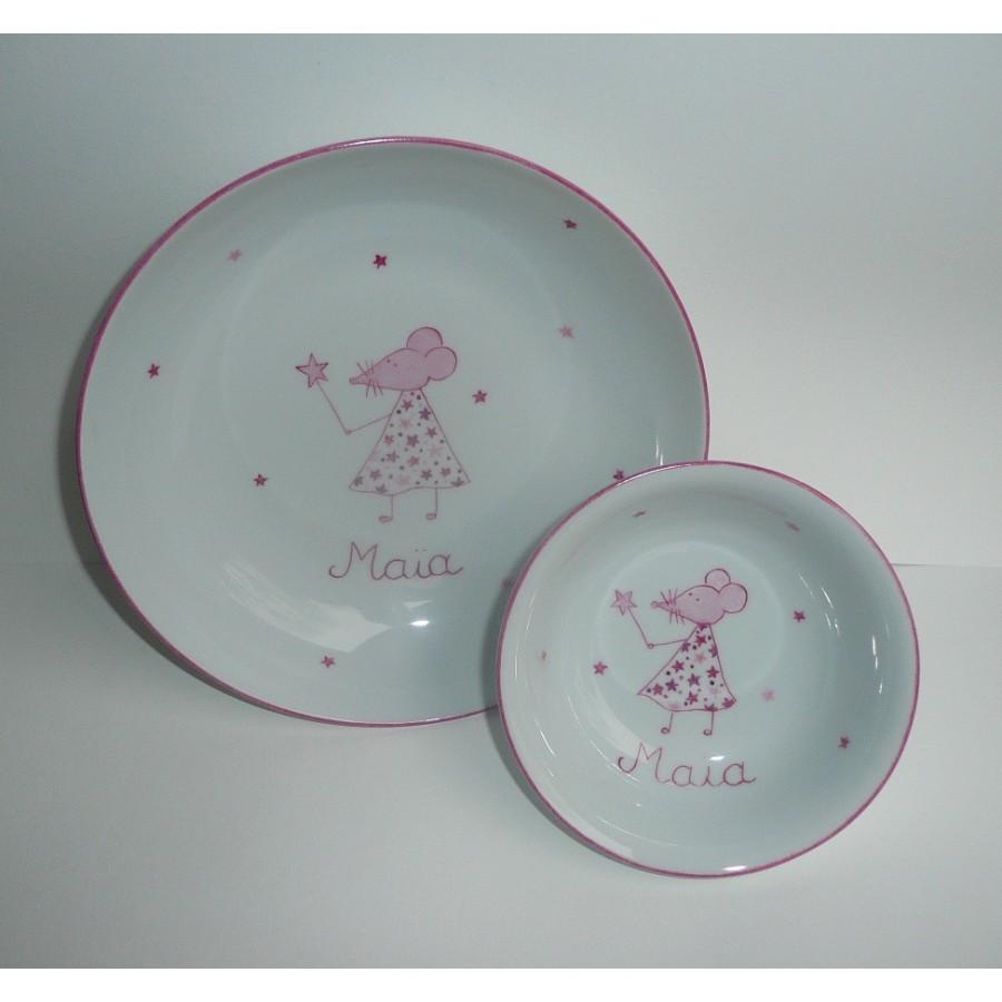 duo-assiette-coupelle-porcelaine-bebe-personnalise-prenom