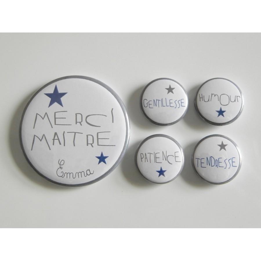 magnet-merci-maitresse-modele-etoile-personnalisable