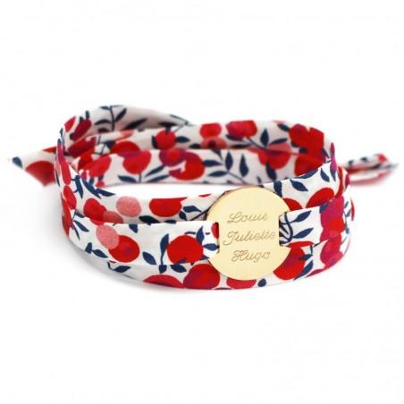Bracelet Personnalisé - Liberty Family