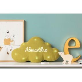 veilleuse-nuage-lin-banane-personnalisee-prenom-cadeau-de-naissance-personnalise