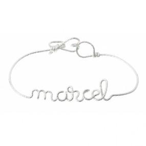 Bracelet personnalisé - Mot...