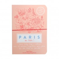 MINI MAP/CITY GUIDE PARIS A...