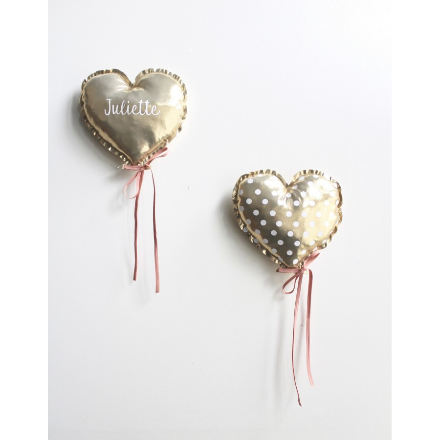 duo-coussins-ballon-coeur-enduit-argent-prenom-personnalisé-naissance-prenom-cadeau-de-naissance