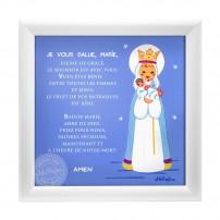 Cadre saint patron...