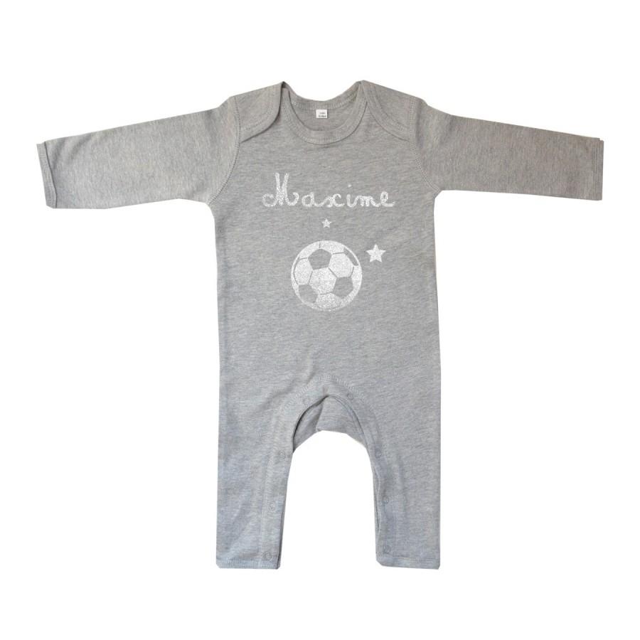 pyjama-bébé-marine-personnalisé
