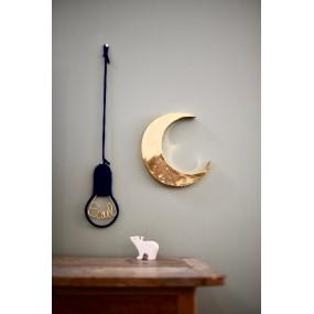 Ampoule tricotin personnalisée