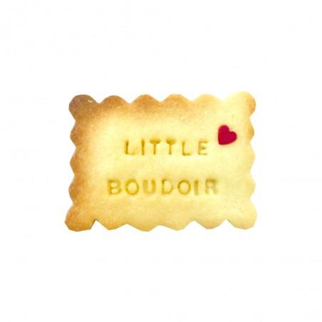 Biscuit personnalisé message