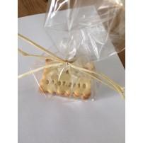 Biscuit personnalisé Fête...