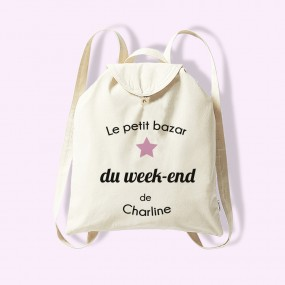 sac-a-dos-enfant-personnalisée-week-end