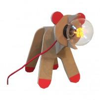 Lampe ours personnalisée