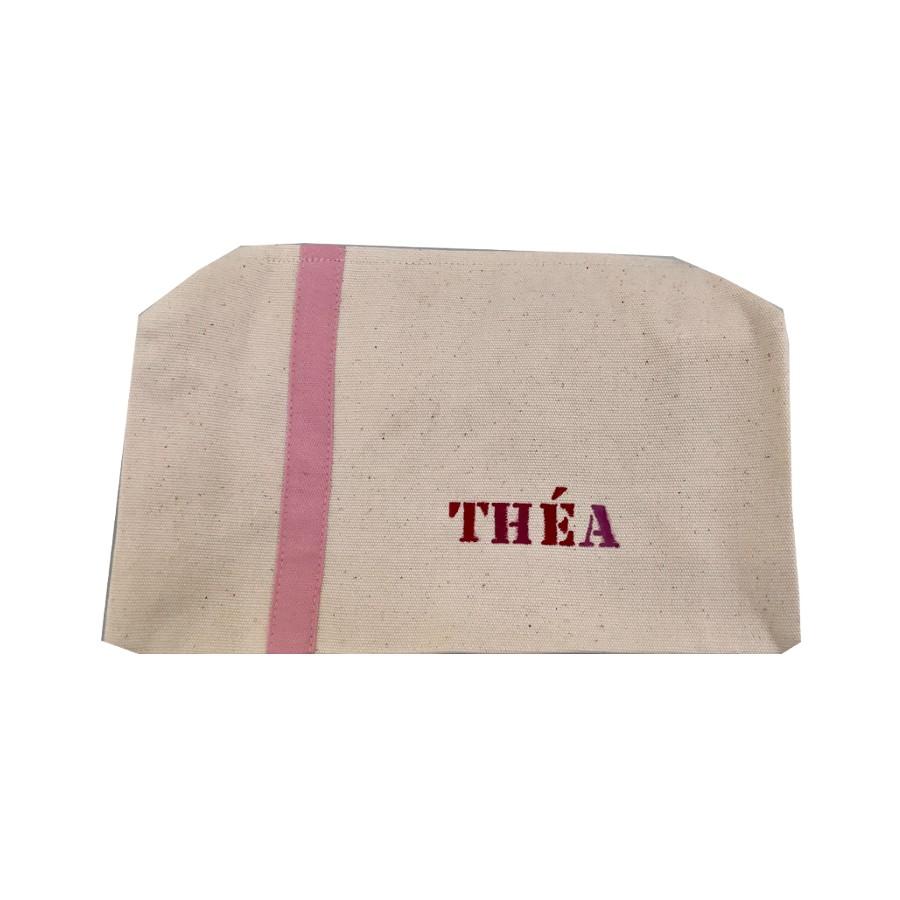 trousse-de-toilette-coton-écrue-théa-personnalisee