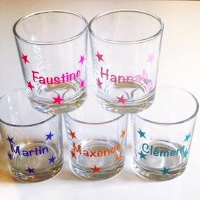 verre-a eau-verrine-personnalise-prenoms