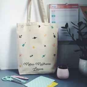 Tote Bag Personnalisé -...