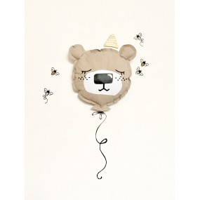 Ballon Mural - Ourson