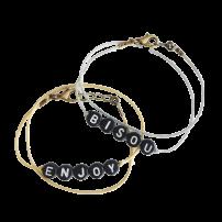 copy of Bracelet lettres...