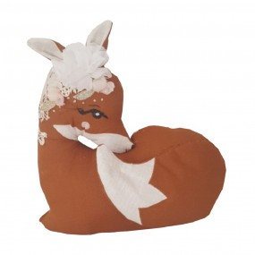 coussin renard - coussin animal