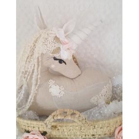licorne coton