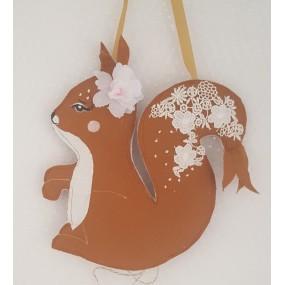 veilleuse ecureuil - deco chambre enfant