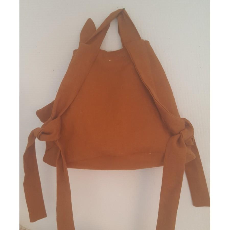 sac a dos renard - sac maternelle
