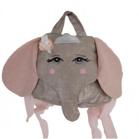 sac a dos elephant - sac maternelle animaux