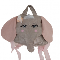 sac a dos elephant - sac maternelle animaux