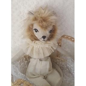 lion deco enfant - poupee deco
