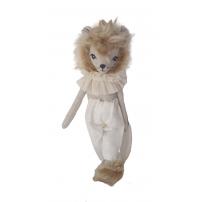 poupee lion - poupee douce