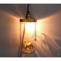 LAMPE/BALADEUSE BOCAL...