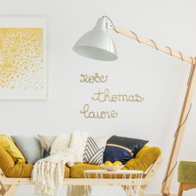 decoration-personnalise-doree-argentee