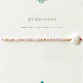 Bracelet perles enfant -...