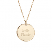 collier-plaque-or-personnalise
