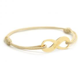 bracelet-neud-coulissant-cordon-plaque-or-personnalise