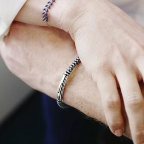 bracelet-homme-acier-polyamide-personnalise-cadeau-fete-des-peres-cadeau-anniversaire