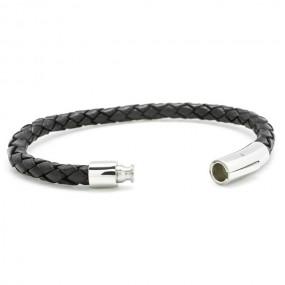 bracelet-cuir-homme-noir