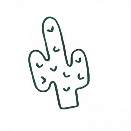 Tricotin - Cactus