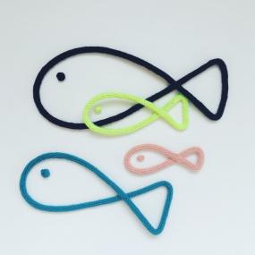 Tricotin - Les 4 poissons