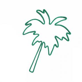 palmier-tricotin