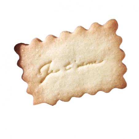 Biscuit personnalisé Saint Valentin